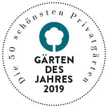 Auszeichnung des Callwey Verlags für Gärten des Jahres 2019