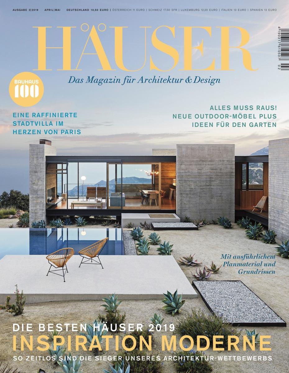 Artikel im HÄUSER 02 2019 Magazin