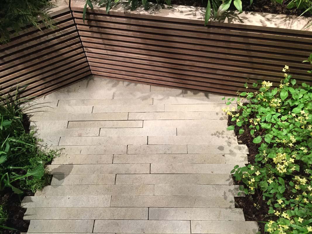 Länglich, schlanke Formen für Holz und Stein