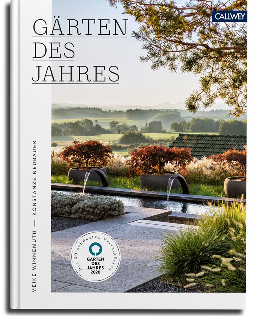 Gärten des Jahres 2020, Callwey-Verlag, Cover