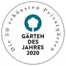 Auszeichnung des Callwey Verlags für Gärten des Jahres 2020