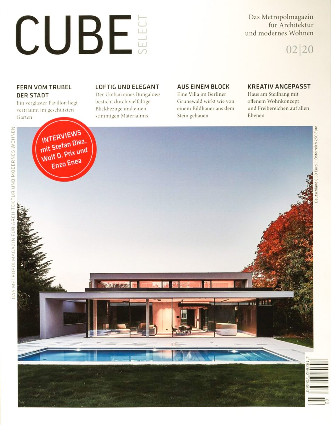 Cover CUBE Select 02 2020