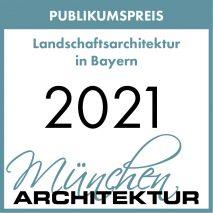 Publikumspreis Landschaftsarchitektur