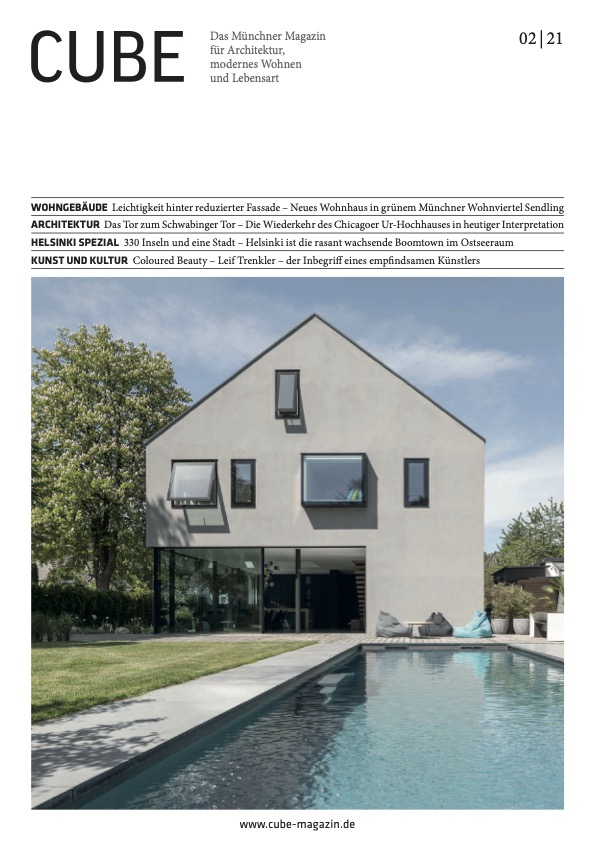 Cover CUBE Muenchen 01 2020